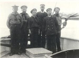 Skibets historie
